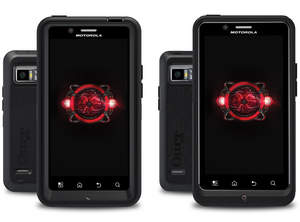 OtterBox cases for DROID BIONIC by Motorola