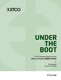 Coil-on-plug connections examined in ETCO white paper