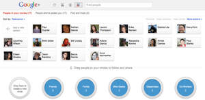 Google+, The New Social Networking Project By Google, Announces Open Sign-Ups Today