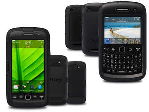 OtterBox cases for BlackBerry Torch 9850/9860 & BlackBerry Curve 9350/9360/9370