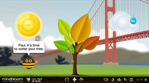 life game, gamification, Mindbloom, social gaming, health, alternative health