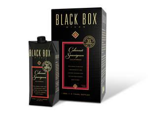 Black Box Wines Cabernet Sauvignon in 3L and Tetra Pak