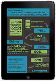 Mobile Security Survey from Confident Technologies