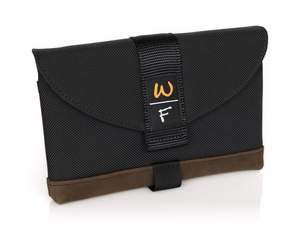 Kindle Fire(TM) Ultimate SleeveCase with leather trim option available from WaterField Designs.