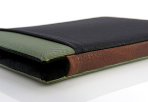 Kindle Fire(TM) Smart Case in the Pine color option available from WaterField Designs.