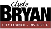 Candidate Clyde Bryan