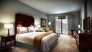 Wyndham Grand Orlando Resort Bonnet Creek guest room