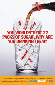 LA County Sugar-Loaded Drinks Campaign