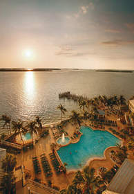 Fort Myers Beachfront Hotel