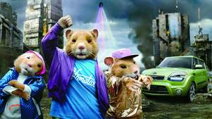 """Kia Motors' Hamsters Take """"Rookie of the Year"""" Honors At Annual Advertising 'Walk of Fame'"""