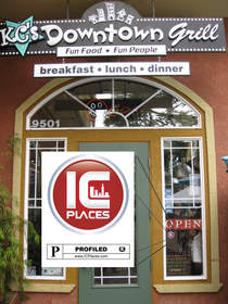 IC Places Restaurant Profile Pages