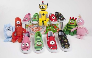 vans yo gabba gabba shoes holiday gifts