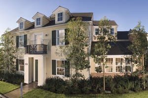 new OC homes, Orange County new homes, gated OC new homes, South Coast Metro homes