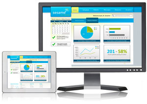 Sesame 24-7  is the cloud-based patient connection suite for the successful dental practice.