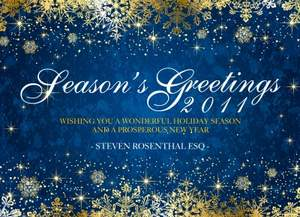 from the wwwsimplytoimpresscom holiday business card collection - Simply To Impress Christmas Cards