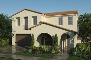 Brookfield Homes, new Azusa homes, new Rosedale homes, Botanika