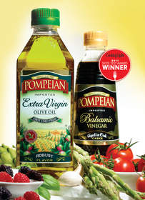 Pompeian Wins Two Taste Tests