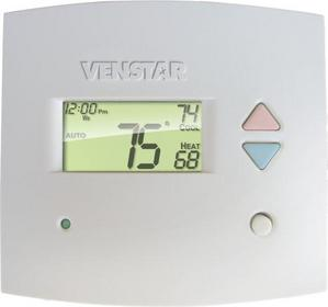 Slimline Residential Thermostat by Venstar Inc.