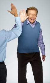Jerry Stiller, Capital One Bank, High Five, Sweepstakes