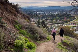 hiking trails, walking trails, San Gabriel Valley new homes, Azusa recreation