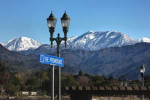 San Gabriel Mountain views, city light views, Azusa new homes, new Azusa view homes