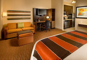 hotel accommodations, Downtown San Antonio