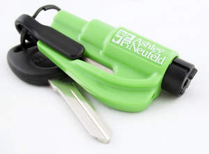 emergency, rescue, entrapment, car accident, keychain, safety,