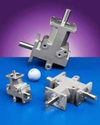MITRPAK(R) Right Angle Gear Drives