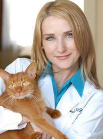 Dr. Ruth MacPete, 'the PetVet,' is a veterinarian working in both private practice and various animal shelters in the San Diego area.