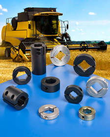 Stafford AG Shaft Collars are designed with hex and square bores