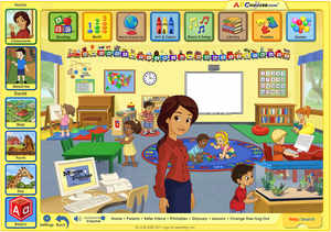 ABCmouse.com Classroom Image