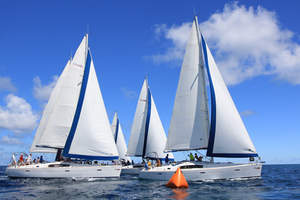 Excitement Reaches an All-Time High at The Moorings Interline Regatta