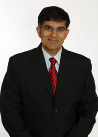 Dr. Nikhil Balram, president and CEO of Ricoh Innovations, Inc.