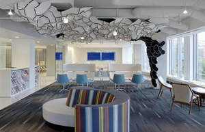 future of work, workplace of the future, collaborative spaces, office design, architecture