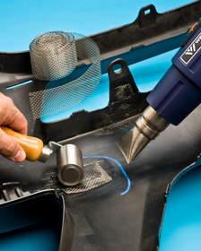 Malcom's Automotive Bumper Repair Kit
