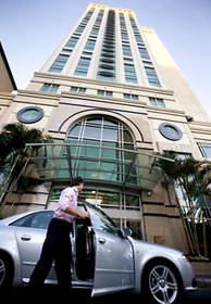 hotels in the Brisbane CBD