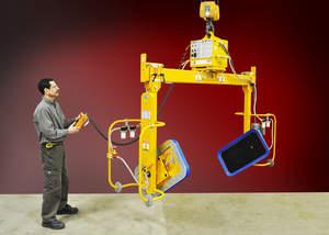 Anver PROT Series Side Grip Powered Rotator
