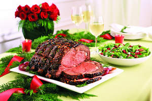 Rancher's Reserve(R) Holiday Red Wine Roast