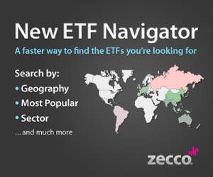 New ETF Navigator by Zecco