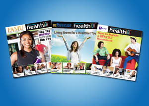 Student Health 101 Magazine actively promotes student health and wellness.