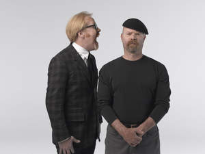 Adam Savage and Jamie Hyneman - Mythbusters Tour