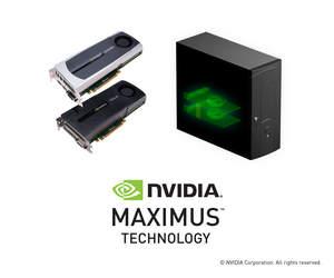 NVIDIA Maximus technology