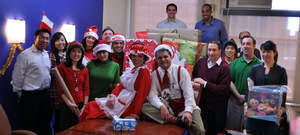 Eastern Funding supports Operation Santa Claus