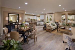 4 bedroom homes, new Carlsbad 4 bedroom homes, La Costa new homes