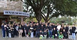 The Lineage Power Walkers at the 2010 St. Jude Give thanks. Walk. in Plano, Texas.
