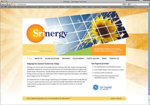 Srinergy home page