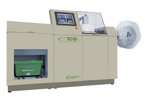 TCGRx InspectRx pharmacy pouch automation