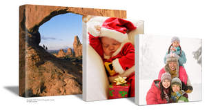 HP Faux Canvas, a perfect holiday gift