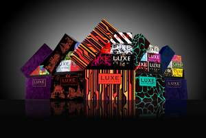 LUXE City Guides Grand Tour Boxes and Bespoke Box Sets