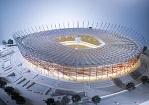 Warsaw National Stadium, Poland. Source: National Stadium website